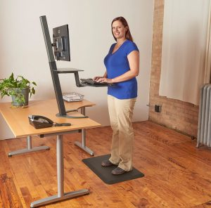 HealthPostures Stance and anti-fatigue mat